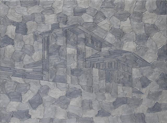 , 'F L Wright,' 2012, Eckert Fine Art
