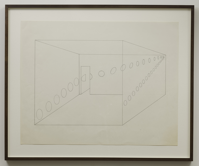 , 'Untitled (Mirrors of Light),' 1974, Parafin