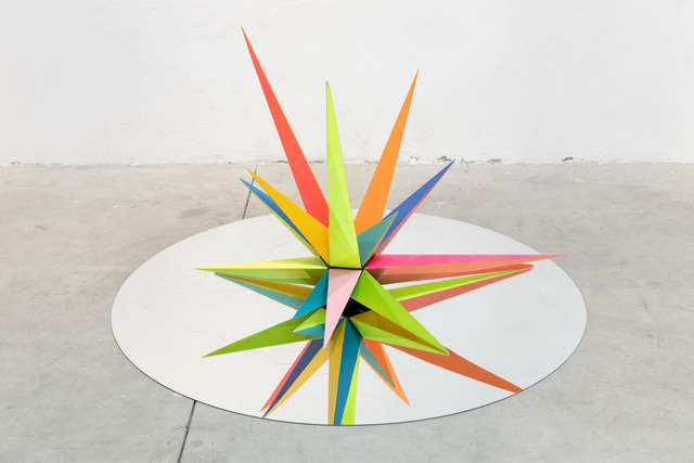 Okuda San Miguel, 'Kaos Star', 2016, Underdogs Gallery