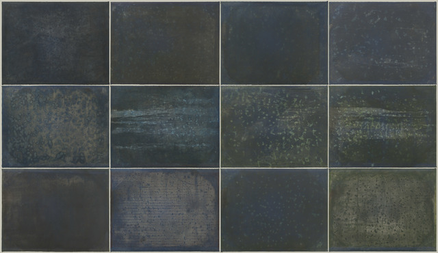 , 'Untitled (twelve panels),' 1990-1999, Resource Art