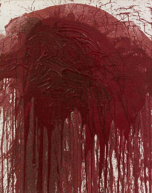 , 'Schüttbild,' 2010, Galerie Elisabeth & Klaus Thoman