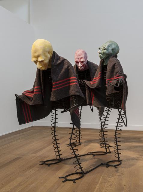 , 'Efficiency Men,' 2005, Moderna Museet