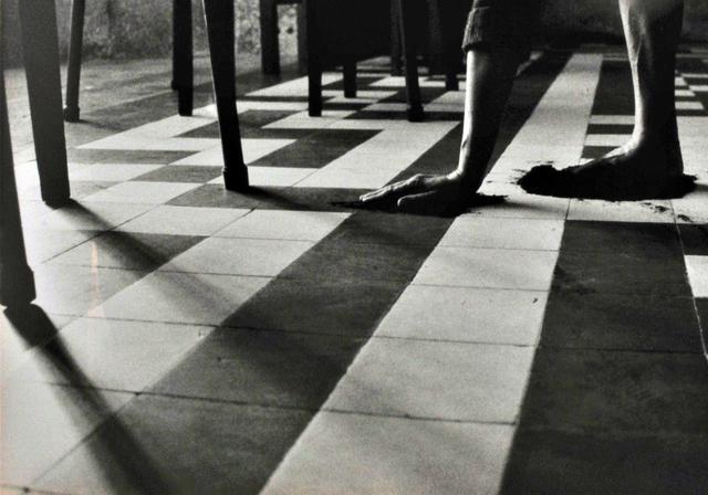 , 'A experiência do lugar,' 2001, Galeria Filomena Soares