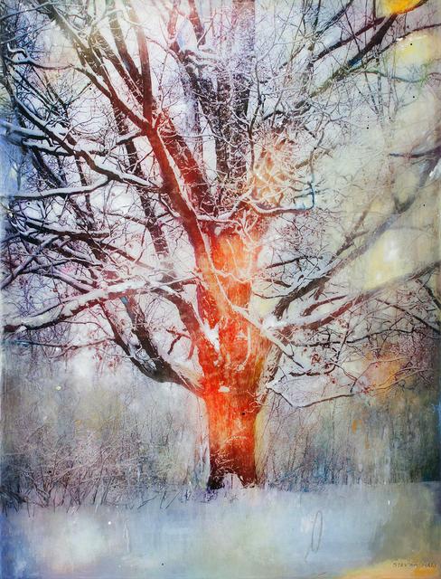 , 'Winter Tree AP. 2,' 2016, DTR Modern Galleries
