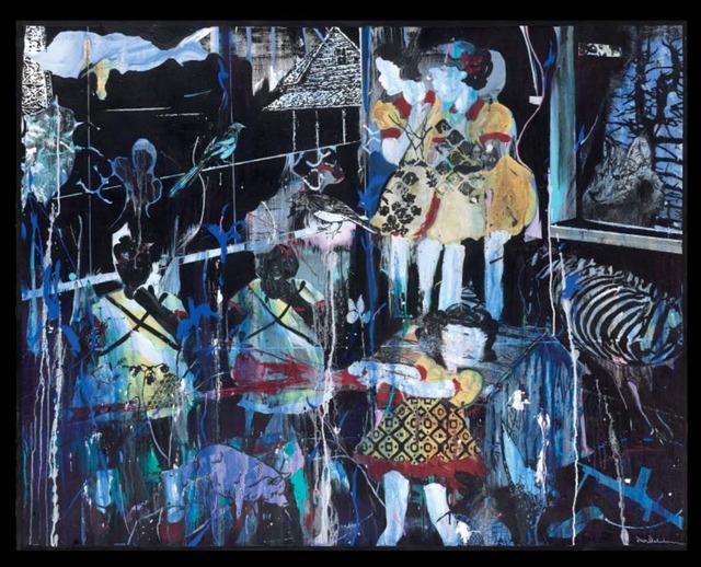 , 'Hinterland,' 2017, Maddox Gallery