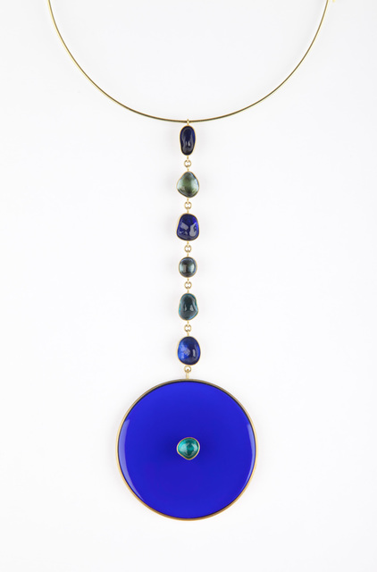 , 'In Love with Blue,' 2007, The Scottish Gallery