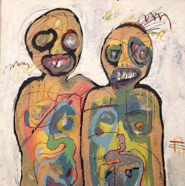 , 'YOKE,' 2018, FF-1051 Gallery