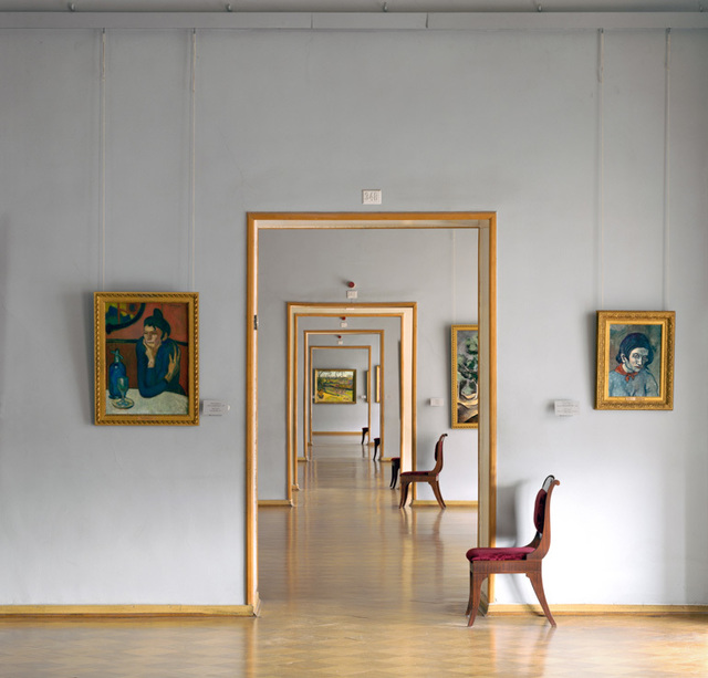 , 'Room 348, Hermitage, (Russia),' 2002, Yancey Richardson Gallery
