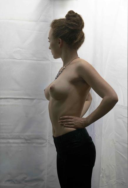 , 'Kristin 1,' 2017, Galerie Ulrich Gering