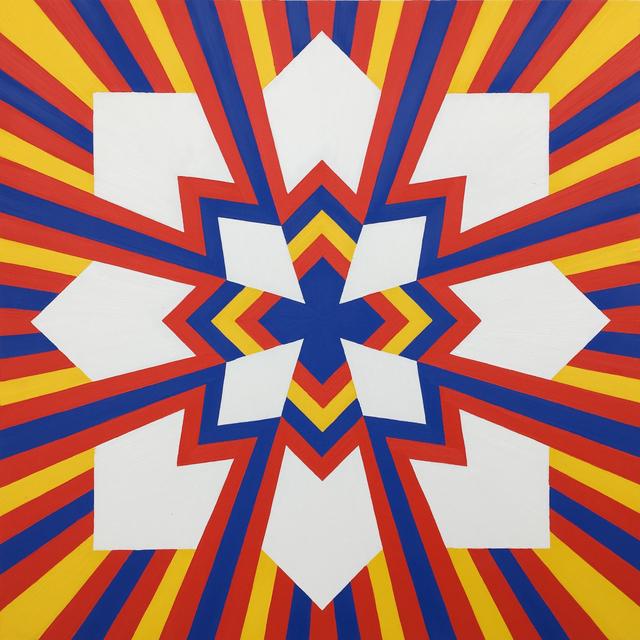 , 'Into Blue,' 2015, Galerie Hervé Bize