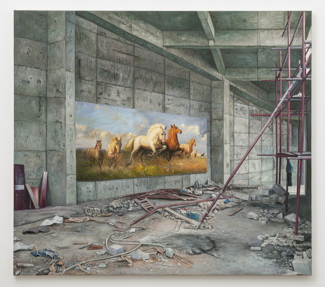 , 'Fine Horses,' 2008, Lisson Gallery