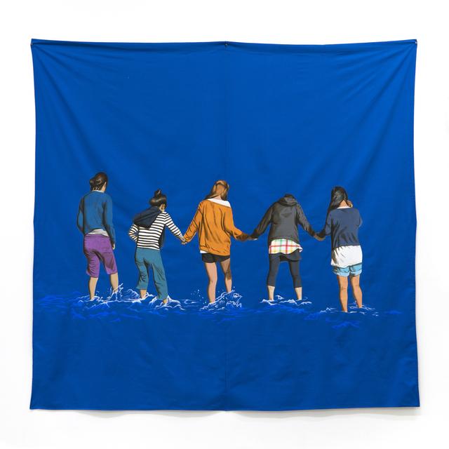 , 'Splash Splash ,' 2017, Hakgojae Gallery