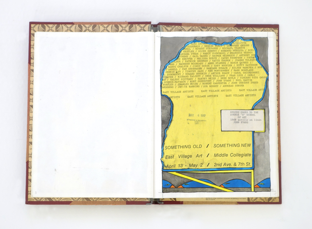 , 'Daily Collages: May-June 1982,' 1982, Pavel Zoubok Gallery