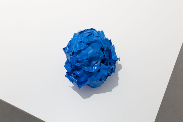 , 'Blue tape,' 2015, Carroll / Fletcher