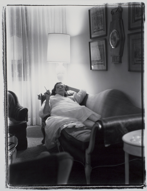 , 'Coral Ridge Towers (Mom Smoking Extra Long),' 1969, Brooklyn Museum