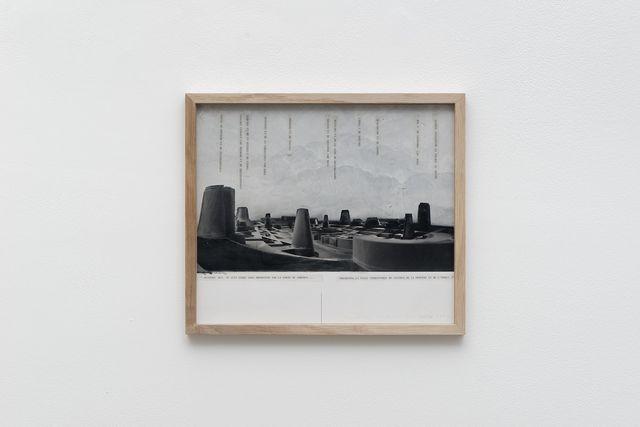 , 'Etude pour Mnémosyne,' 1992, Galerie Mitterrand