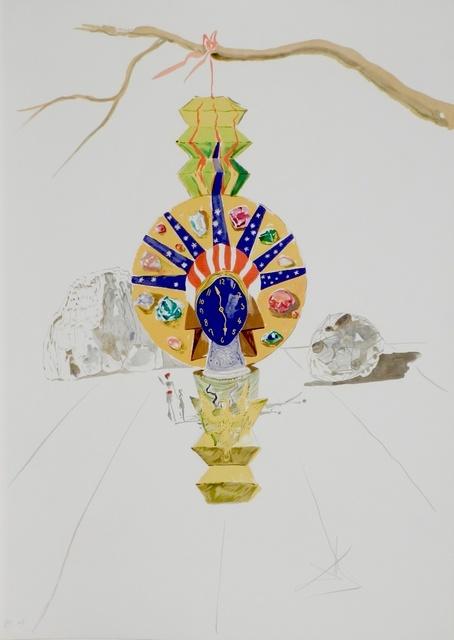 Salvador Dalí, 'Time American Clock', 1976, Fine Art Acquisitions