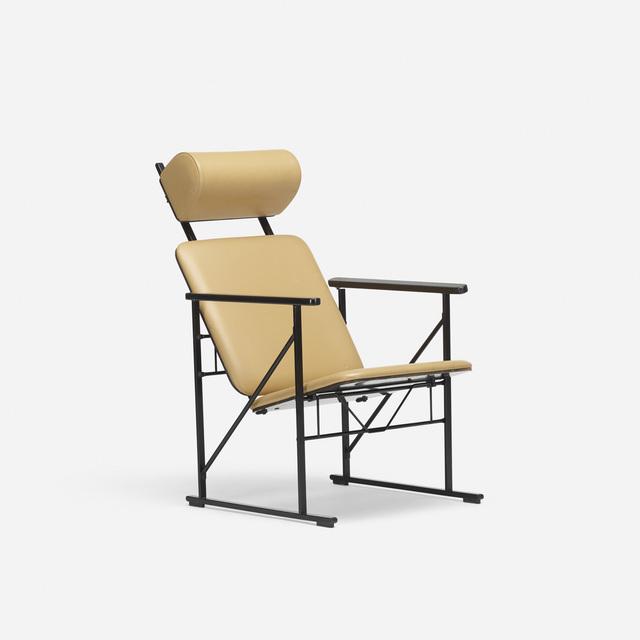 Yrjö Kukkapuro, 'A500 lounge chair', 1985, Wright