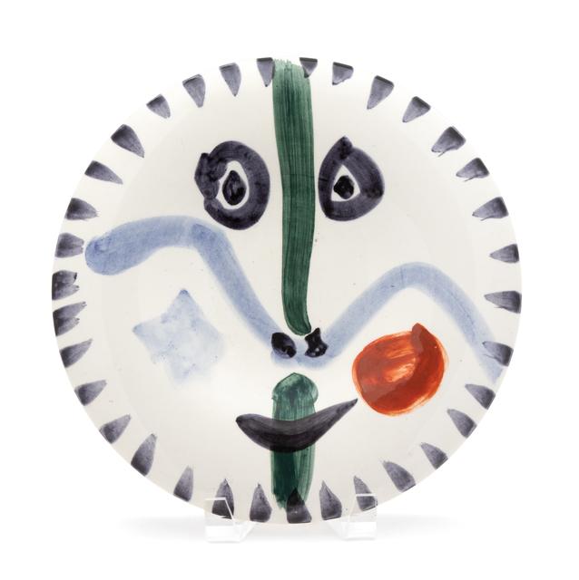 Pablo Picasso, 'Visage no. 111', 1963, Hindman