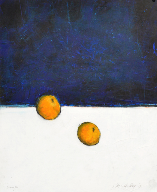, 'Oranges,' 2013, Carter Burden Gallery
