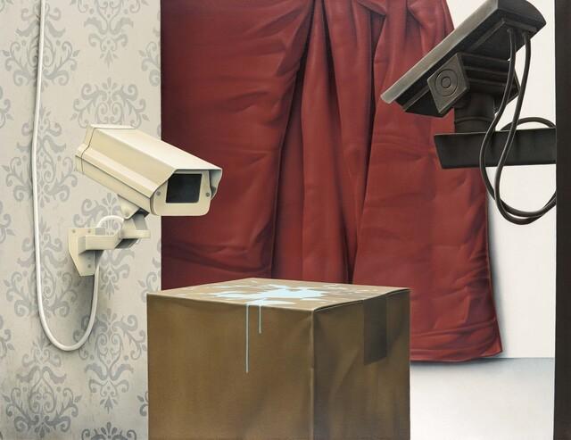 Eckart Hahn, 'Vorstellung', 2008, Painting, Acrylic on canvas., Van Ham