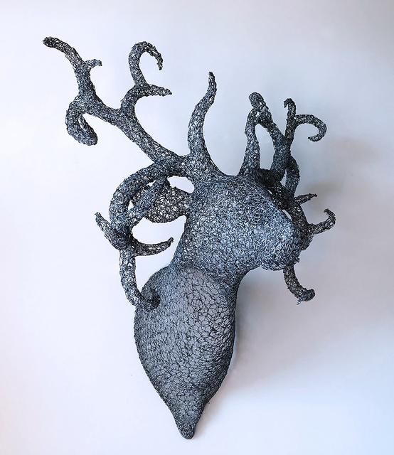 Sophie DeFrancesca, 'Big Hair Big Dreams', 2013, Sculpture, Technique mixte / Mixed media, Galerie de Bellefeuille