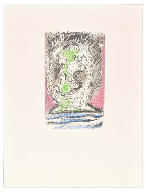 Pablo Picasso, 'Le goût du Bonheur - 6.10.64 XIII - After P. Picasso', 1998, Wallector