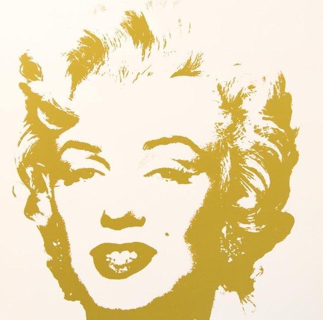 Andy Warhol, 'Golden Marilyn VII - Sunday B. Morning (After)', ARTEDIO
