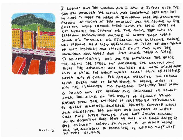 , '11.21.12,' 2012, Ronald Feldman Gallery
