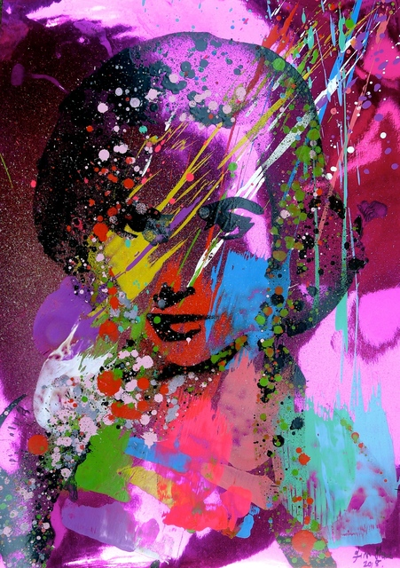 Finn Stone, 'LIZ (Pink)', 2018, Imitate Modern