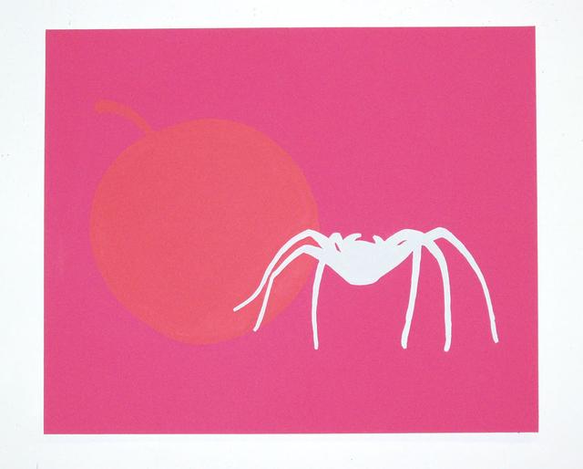 , 'Spider/Apple,' 2010, InLiquid