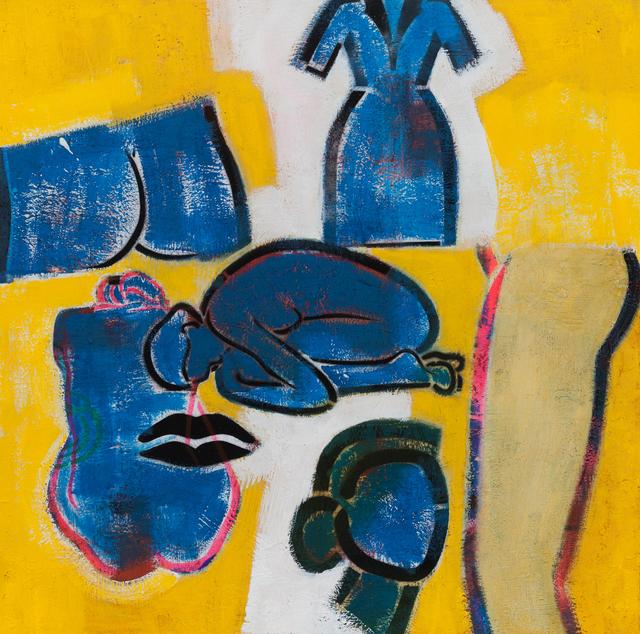 , 'The Blue Dress,' 1994, ACA Galleries