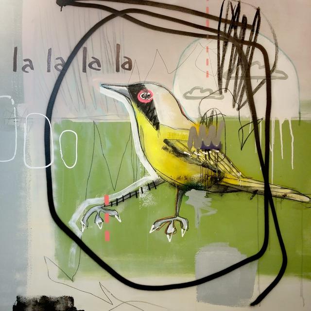 , 'La Balade,' 2017, Galerie LeRoyer