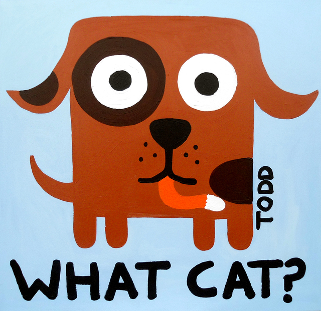 , 'What Cat?,' , The Ross Art Group Inc.