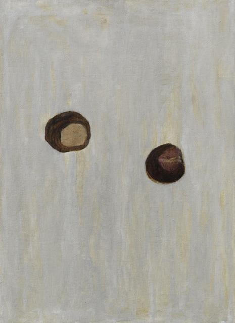 , 'Chestnuts,' 2017, Nancy Margolis Gallery