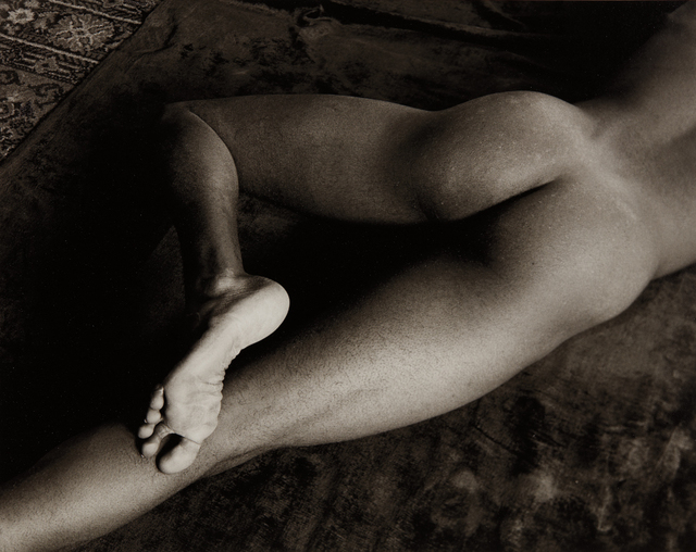 Minor White, 'Nude, Foot, San Francisco', 1947, Phillips
