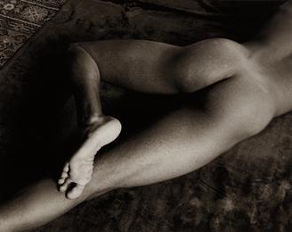 Minor White, 'Nude, Foot, San Francisco,' 1947, Phillips: Photographs (April 2017)