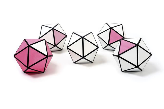 , 'Diamantes,' 2016, Satélite