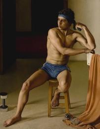 Noureddine (Portrait of a Young Man)