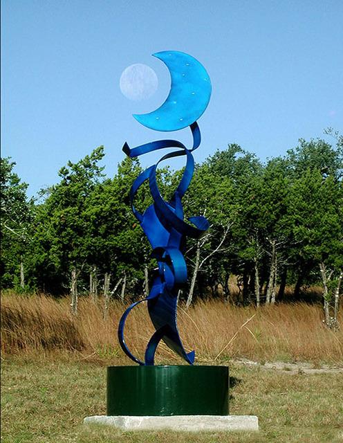 , 'Moon River,' 2017, International Sculpture Center