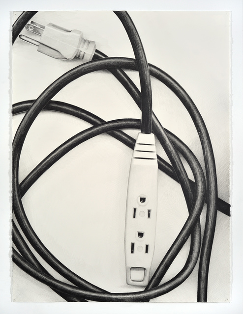 , 'Power Cord #4,' 2017, Mitchell-Innes & Nash