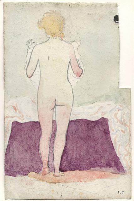 , 'Nu de dos,' ca. 1890, Jill Newhouse Gallery