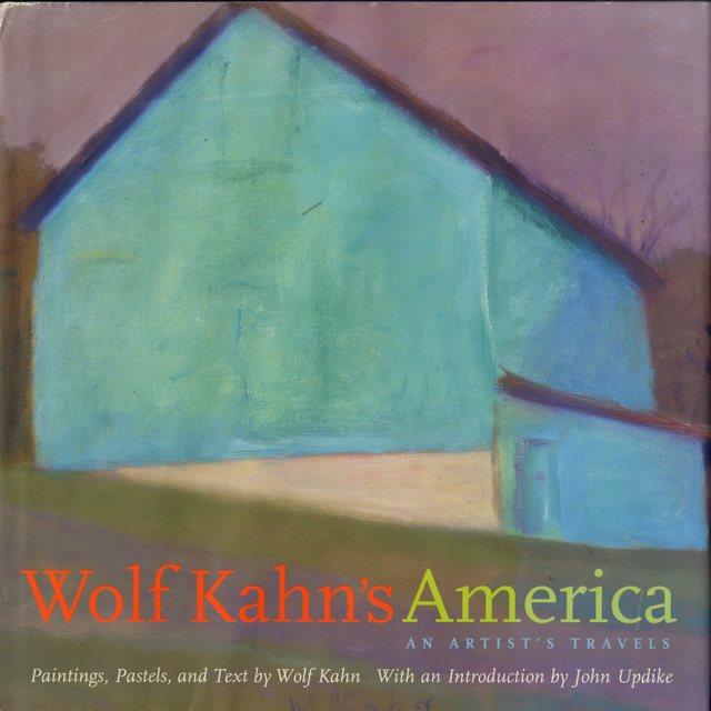 , 'Wolf Kahn's America (Signed & Dedicated Book),' 2003, Alpha 137 Gallery