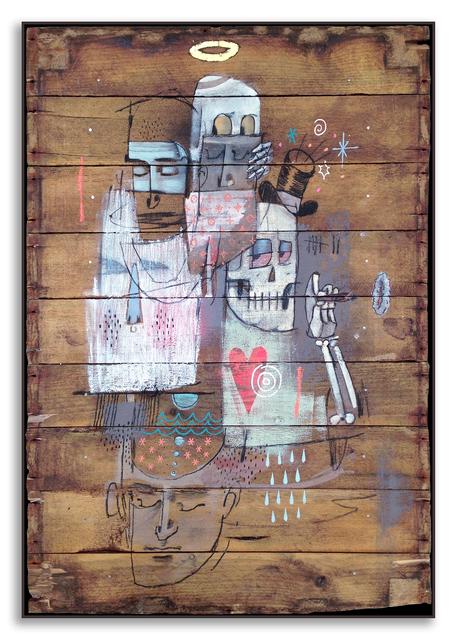 , 'Transcend,' 2014, StolenSpace Gallery
