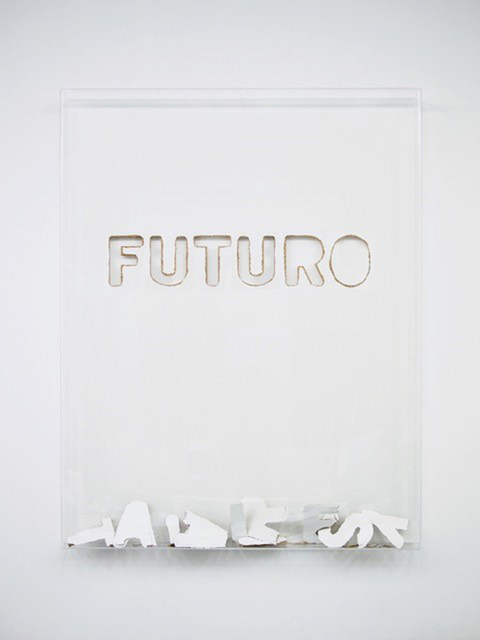 , 'Futuro,' 2016, Galeria Filomena Soares