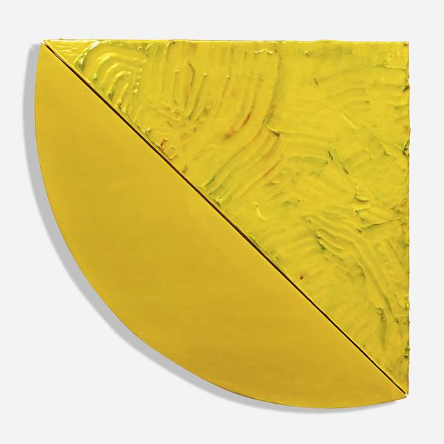 Sam Gilliam, 'Stile', 2004, Painting, Acrylic on birchwood, Artsy x Rago/Wright