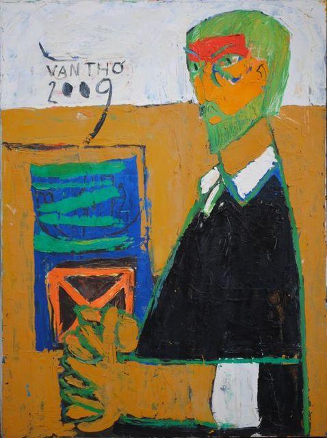 Van Tho, 'A Neighborhood Official', 2009, Ode to Art