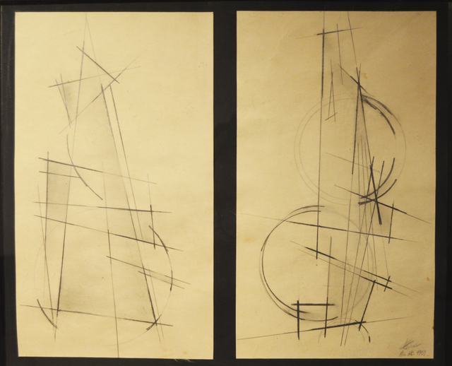 Gyula Košice, 'Untitled', 1951, Del Infinito