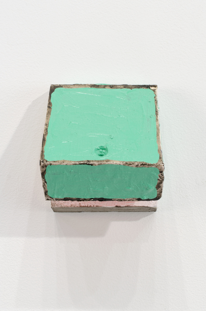 , 'Green Lips,' 2016, Zürcher, New York | Paris