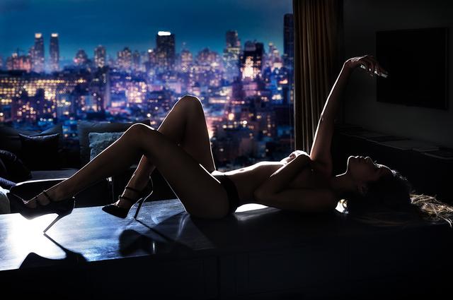 David Drebin, 'New York City Selfie', 2014, Isabella Garrucho Fine Art